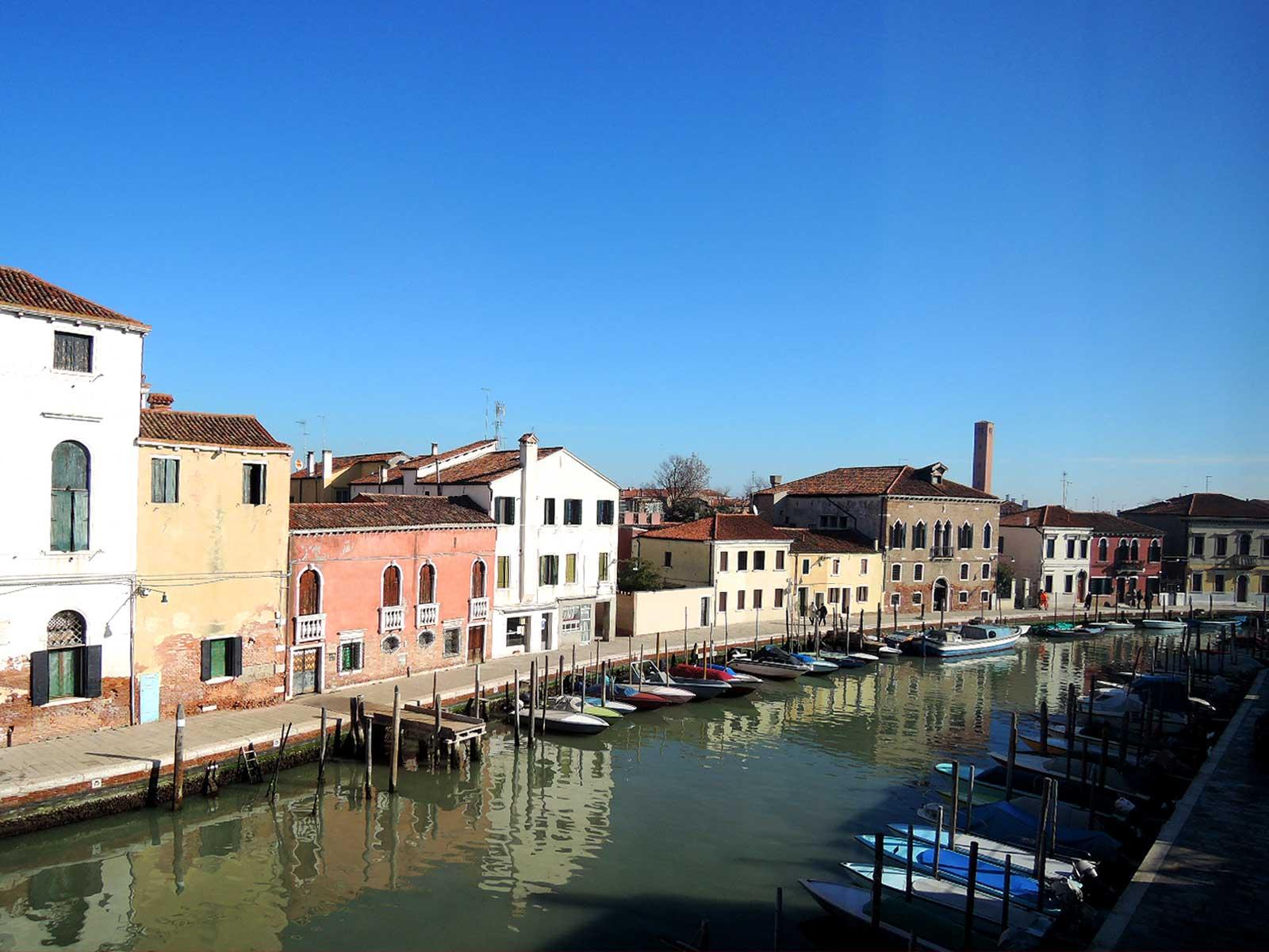 Vista - Canale San Donato